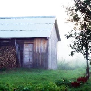 Жилой бревенчатый дом 65 кв.м на 25 сотках ЛПХ в деревне Сабо (Толмачево, Лужский) продается. Баня