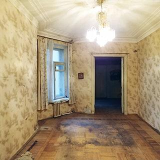 Четырехкомнатная квартира 95 кв.м на Конной улице (Центральный, МО-80, Смольнинское) продается. Благоустроенная инфраструктура центра города