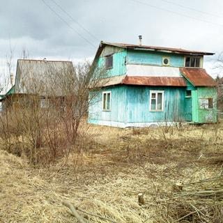 Садовый дом 41 кв.м на участке 6 соток в массиве Большая Дивенка (Лужский) продается. Участок разработан, не огорожен