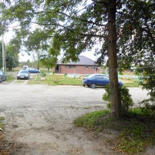 Двухкомнатная квартира 44 кв.м в деревне Почап (Лужский) продается. Во дворе - детская площадка