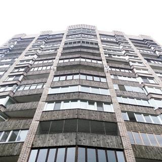 Однокомнатная квартира 39 кв.м на проспекте Просвещения (Выборгский, МО-15) продается. Фасад дома