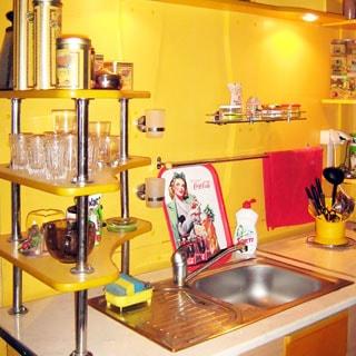 Двухкомнатная квартира 71 кв.м на Расстанной улице (Фрунзенский, МО-71, Волковское) продается. Кухня 8.2 кв.м, плита - газовая