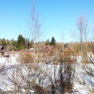 Земельный участок 8 соток САД в поселке Кравцово (Выборгский) продается. Садоводство Связист