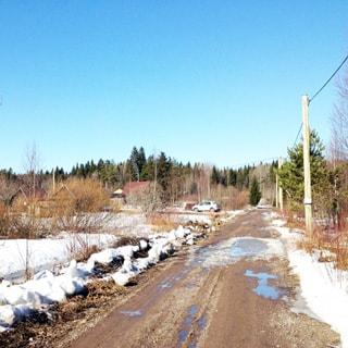 Земельный участок 8 соток САД в поселке Кравцово (Выборгский) продается. Подъезд к садоводству - асфальт