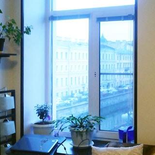 Шестикомнатная квартира 166 кв.м на канале Грибоедова (Адмиралтейский, МО-2, Сенной) продается. Вид из окна - на канал Грибоедова