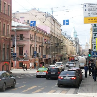 Шестикомнатная квартира 166 кв.м на канале Грибоедова (Адмиралтейский, МО-2, Сенной) продается. Гороховая улица