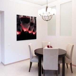 Трехкомнатная квартира 101 кв.м с видом на канал Грибоедова (Центральный, МО-78) продается. Столовая