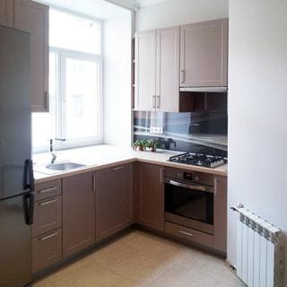 Трехкомнатная квартира 101 кв.м с видом на канал Грибоедова (Центральный, МО-78) продается. Полностью оборудованная кухня